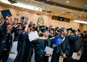 Atlantic International University Graduation Class March 2019