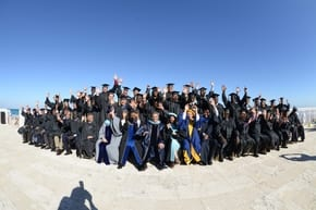 Atlantic International University Graduation Class 2019