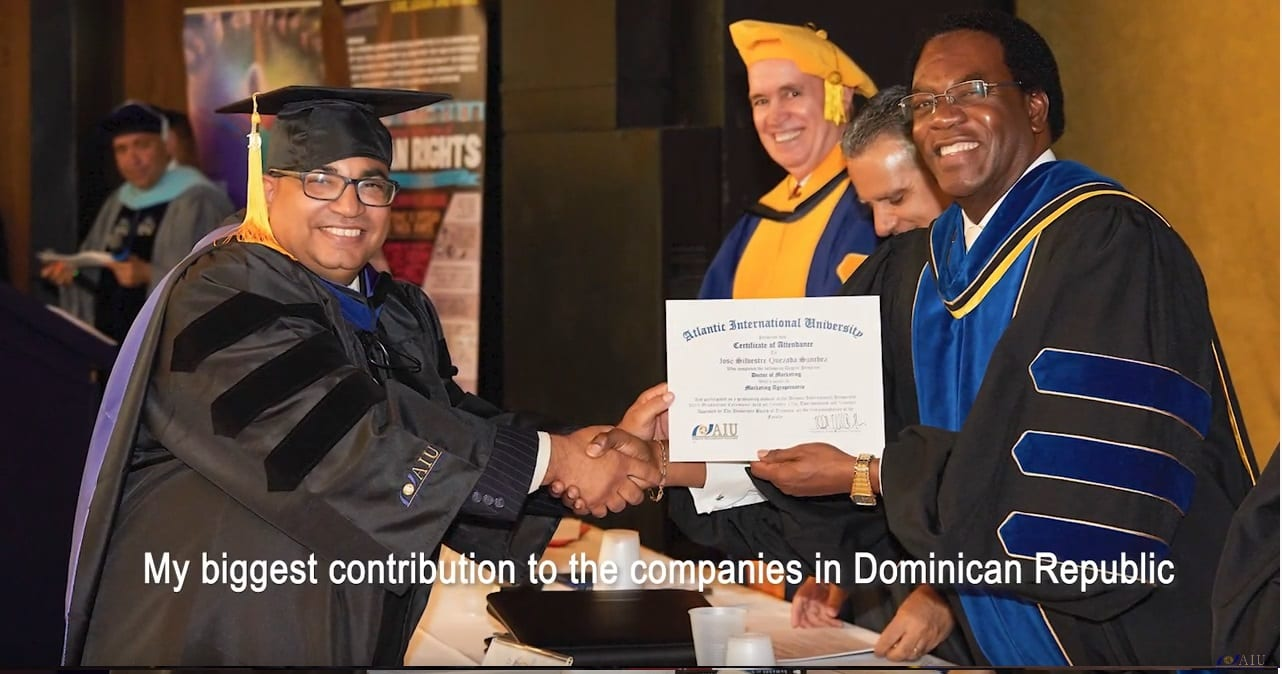 Atlantic International University Student Contributions to the Dominican Republic