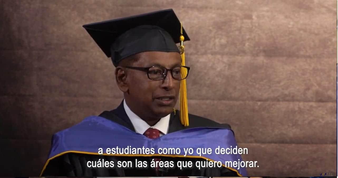 Atlantic International University Successful Graduate from Singapore