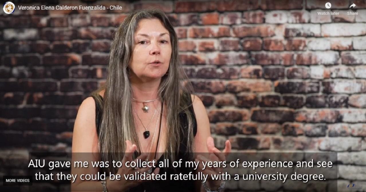 Interview with Atlantic International University Graduate Veronica Elena Calderon