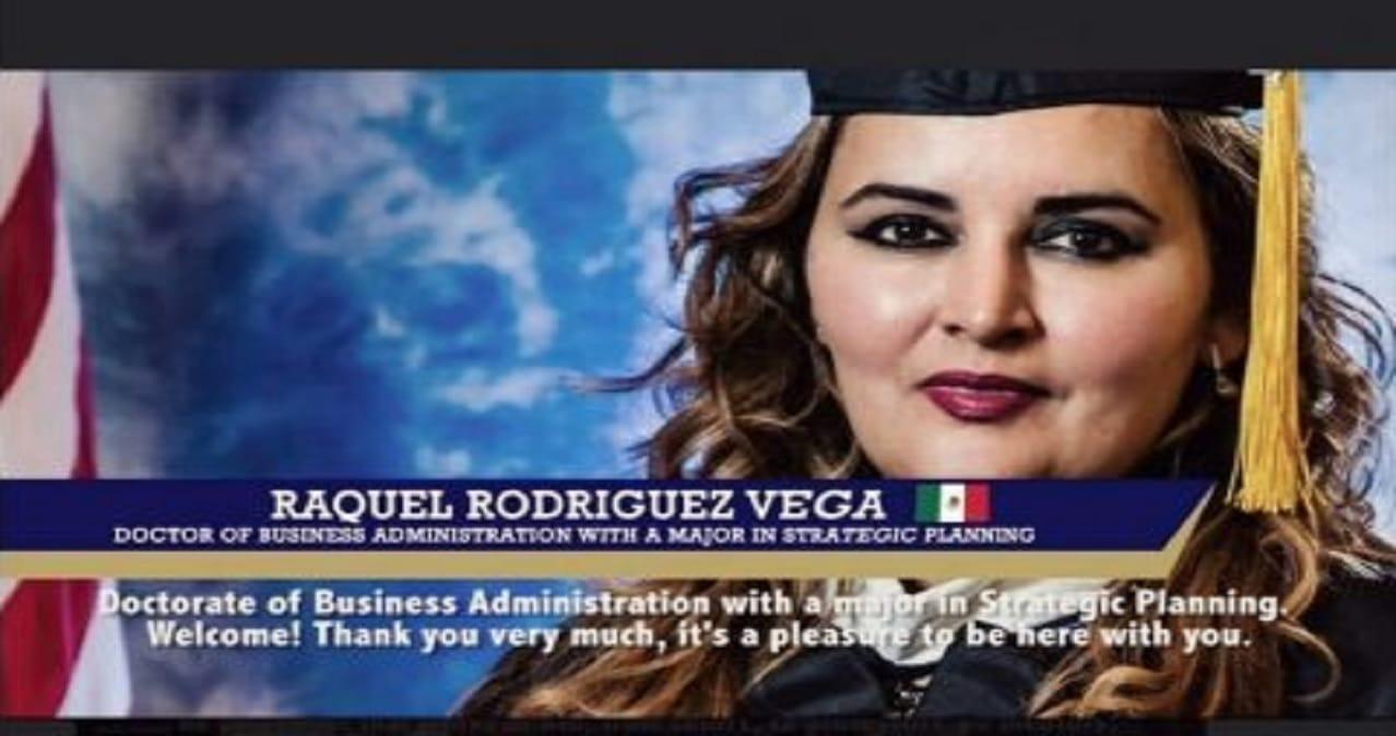 Interview with Atlantic International University Graduate Raquel Rodriguez Vega