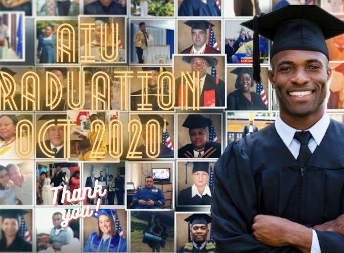 Atlantic International University Graduation